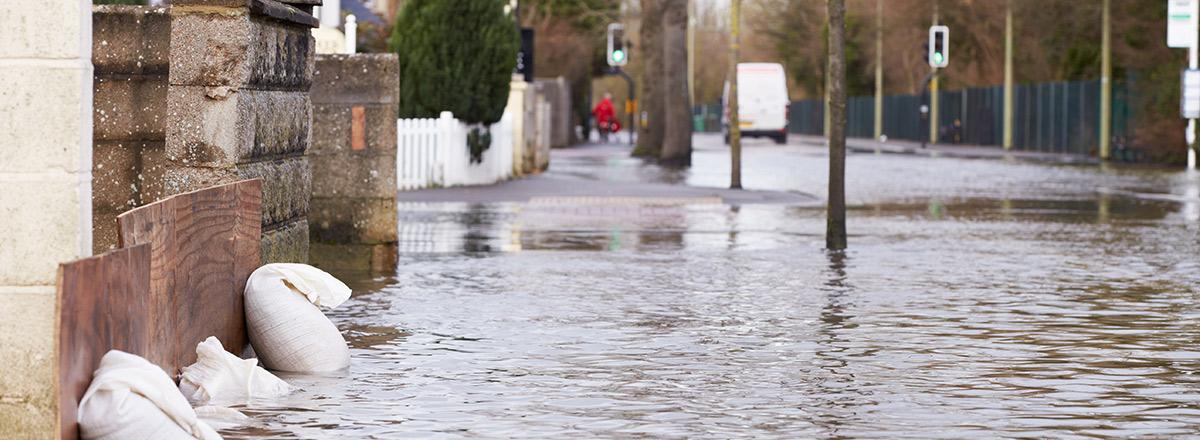Flood Damage Restoration in Chicago, Joliet, Homewood, IL, Munster, IN